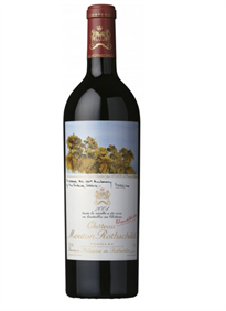 Chateau Mouton Rothschild Pauillac 2004 750ml
